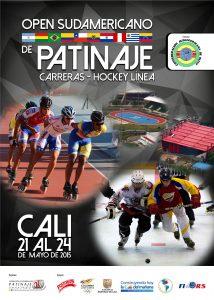 Foto 1. Afiche oficial del evento Cortesía FEDEPATÏN