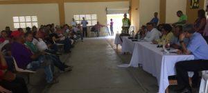 Compromisos por parte del ministerio de educación con la comunidad de Carmen de Bolívar