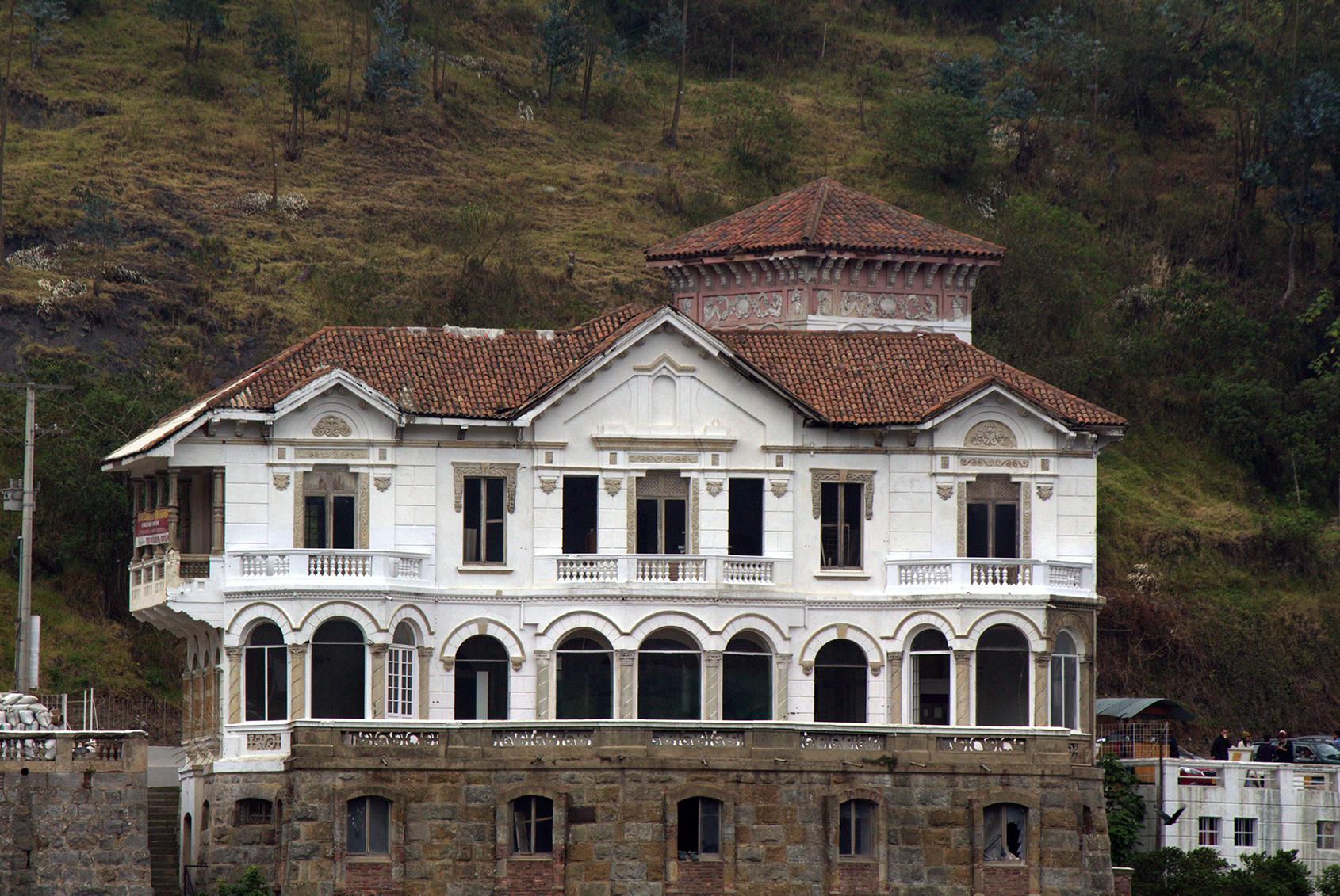Am rica latina palacios y mansiones casas y edificios pal cios e mans es page 22 - Casas del salto ...