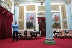 Nicolás Maduro se reunirá el próximo viernes con delegados de UNASUR. FOTO: Marcelo García,