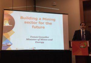 Minería colombiana busca atraer mayor inversión
