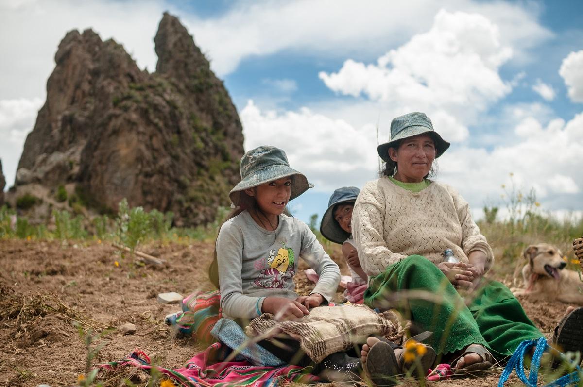 Mujeres campesinas, claves para la agricultura