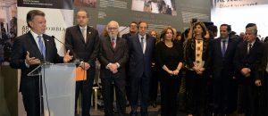 Viaje de Santos y su grupo ministerial a España
