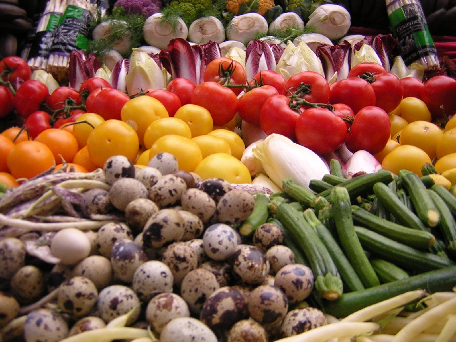 Precios de los alimentos bajaron en la última semana