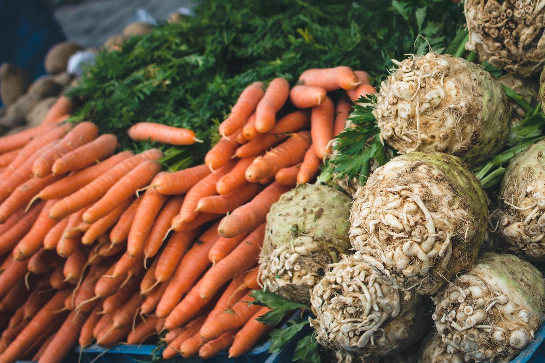 La agricultura es vital para el desarrollo
