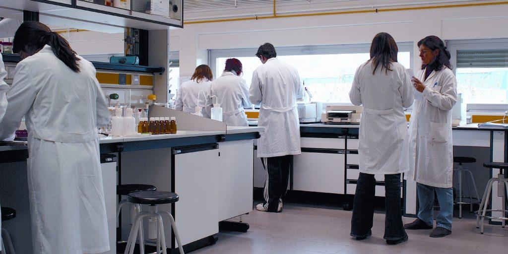 El Laboratorio de Diagnóstico Veterinario asesorado por canadienses