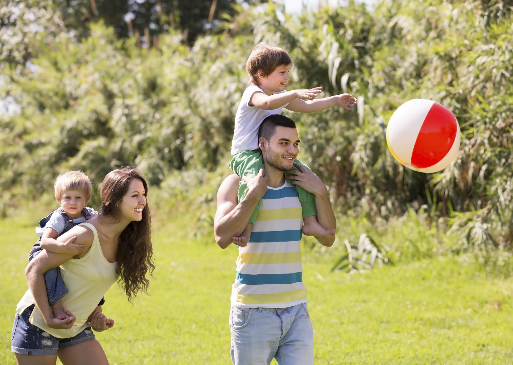El juego en la familia