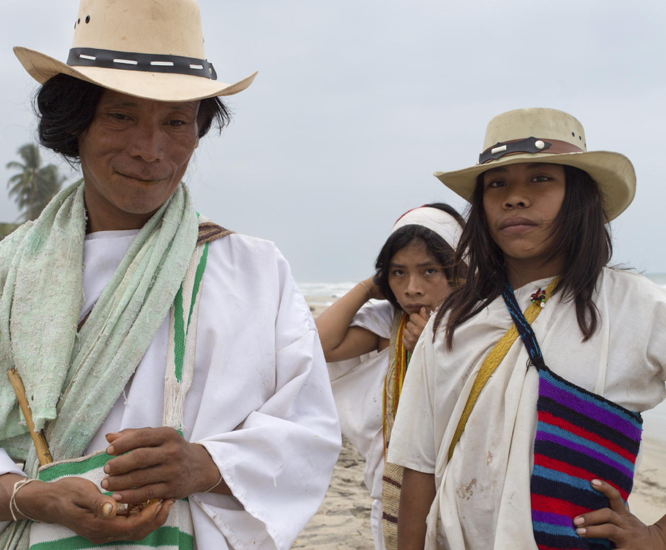 Proyecto para difundir el conocimiento Wayuu