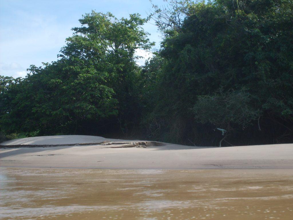 Contaminación en el Río Arauca por atentado a oleoducto