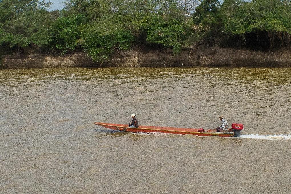 Alerta por creciente del Río Arauca