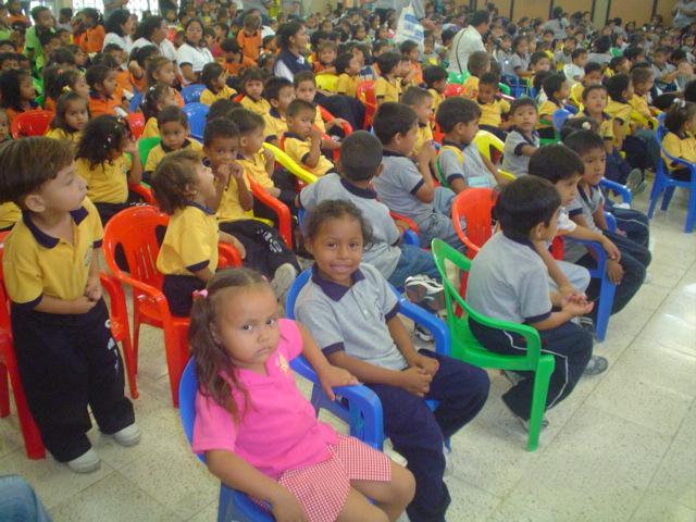 Desarrollo infantil para el municipio de Puerto Tejada