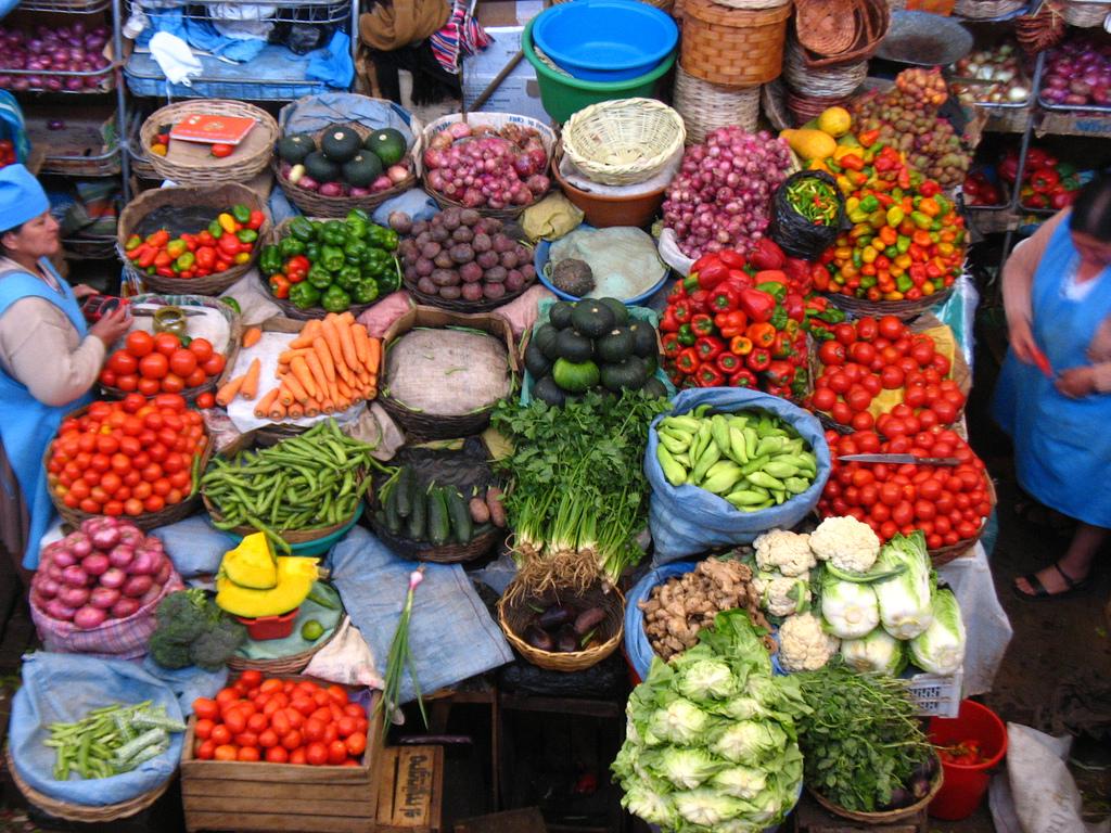 Mercado campesino el próximo 5 de Junio