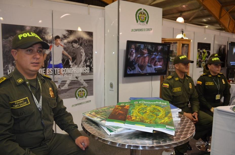 Nueva oficina de seguridad en MinAgricultura
