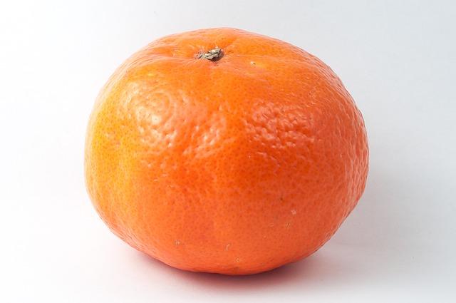 Mandarina y sus beneficios