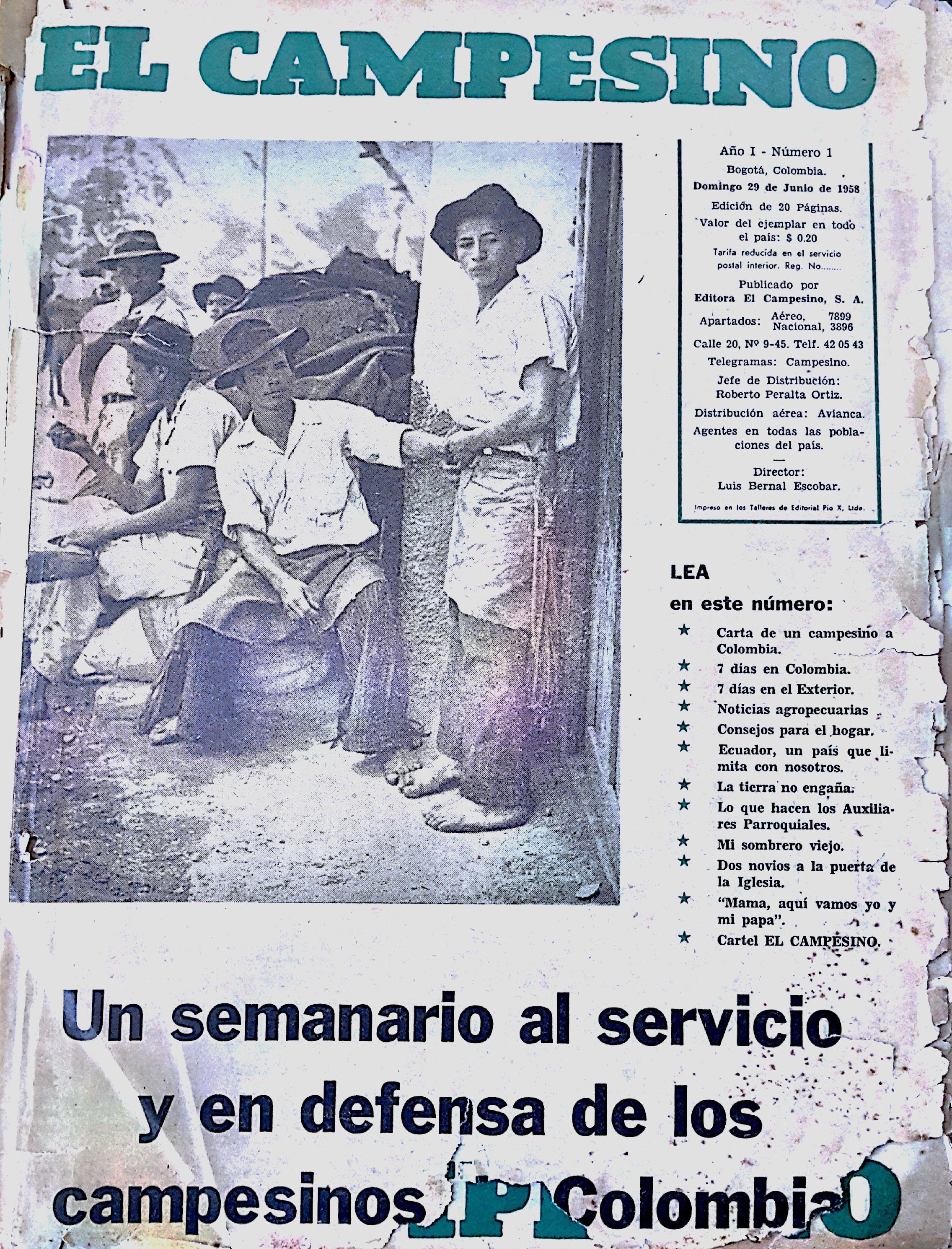 El Campesino,1958