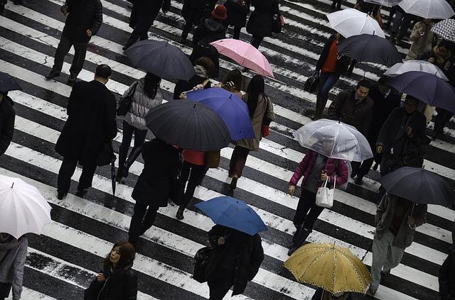 Incrementa la probabilidad de lluvias este fin de semana