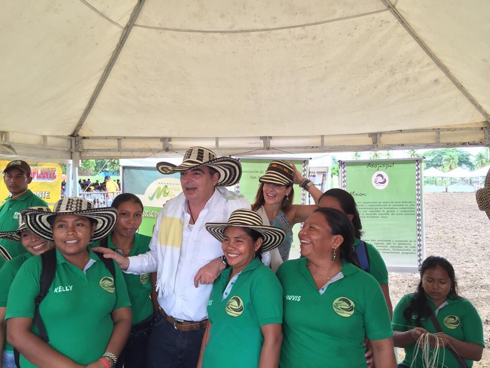 Gobierno Nacional celebró la versión 50 del Día Nacional del Campesino