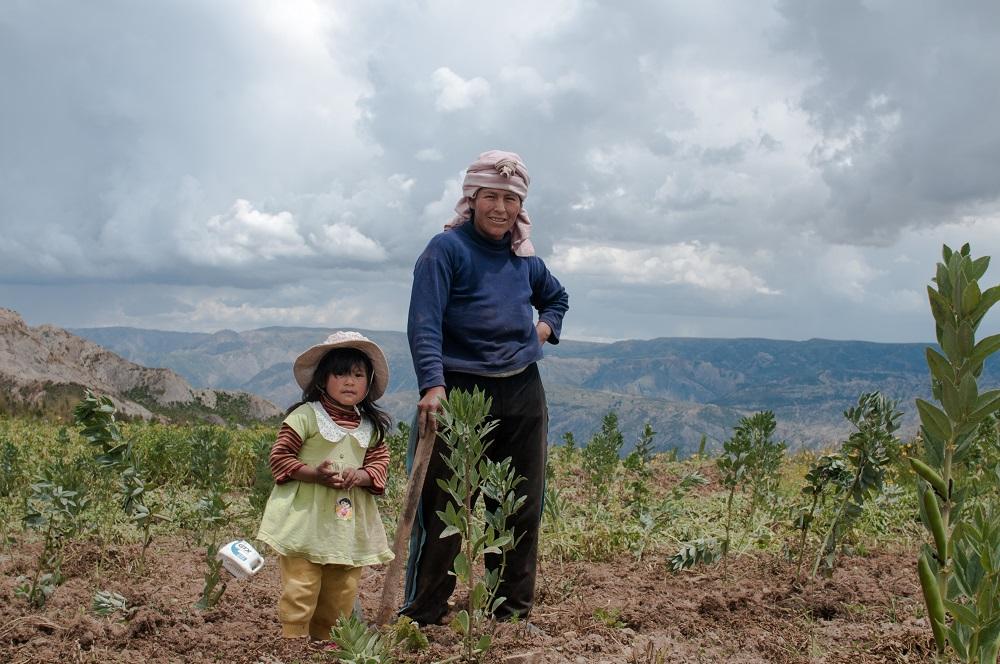 La Mujer Rural en el Plan Nacional de Desarrollo
