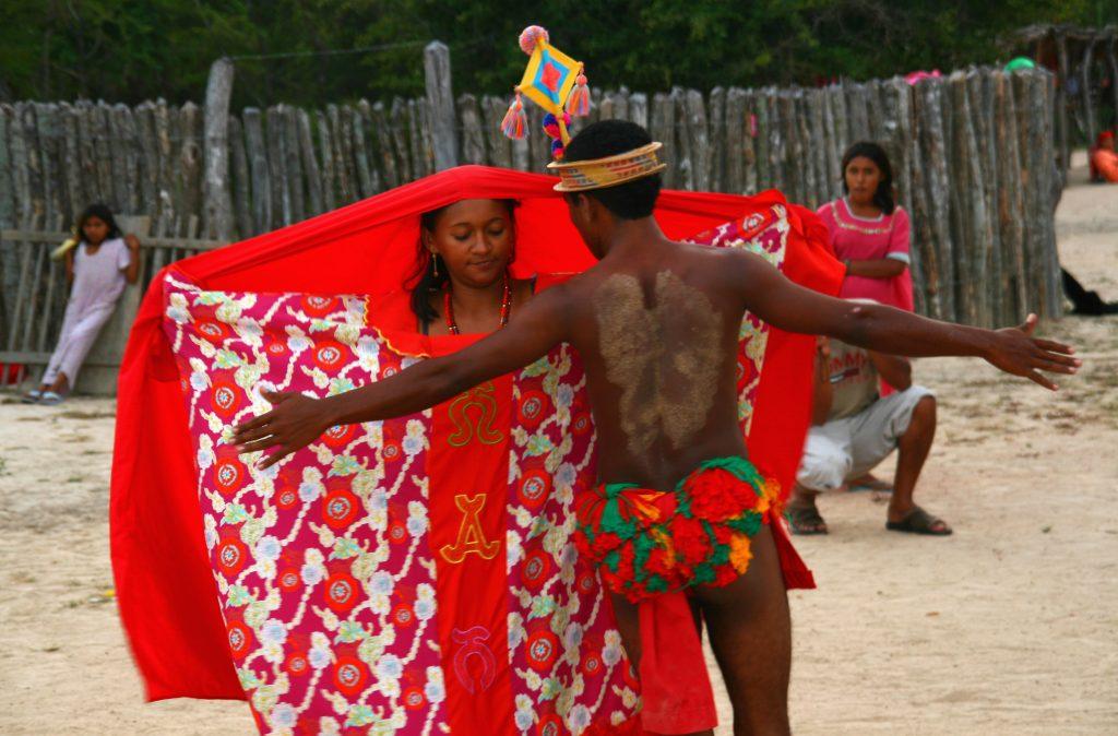 Festival de la Cultura Wayuu se viste de colores en su XXVIII versión en Uribia la capital indígena de Colombia