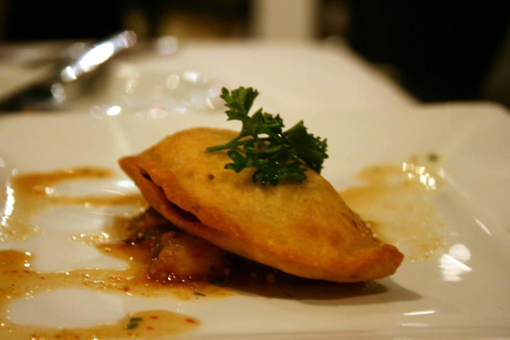 Receta: Empanada de quinoa