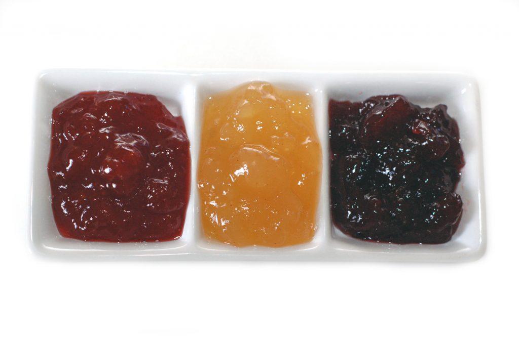 Marmeladesorten