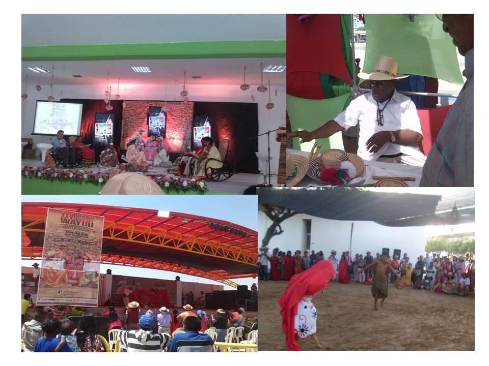 """Nombres de aves se asocian al palabrero o """"pütchipüt"""" figura institucional presente en el festival de la cultura wayuu"""