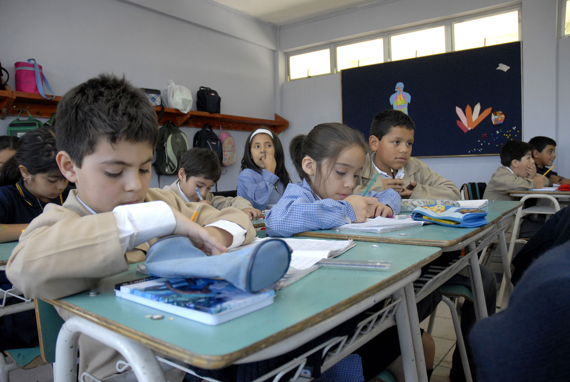 PNUD busca identificar los rasgos de una educación de calidad en Bogotá