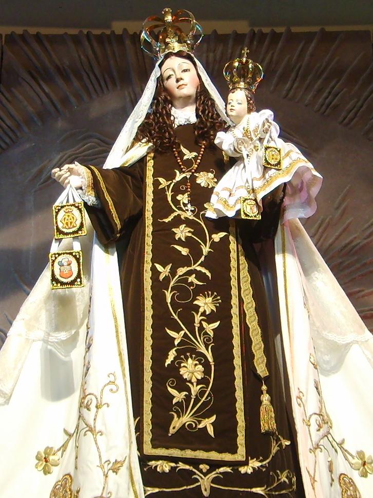 Las tradiciones de los pescadores  el amor y la devoción a la Virgen del Carmen