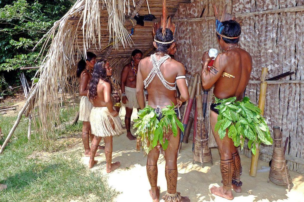 Leticia, se prepara para el Festival de la Cofraternidad Amazónica