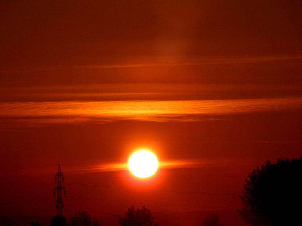 El Sol, la estrella madre y el mayor elemento de nuestro sistema solar
