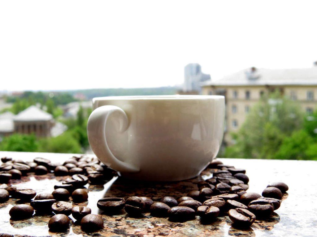 Café de la ciudad