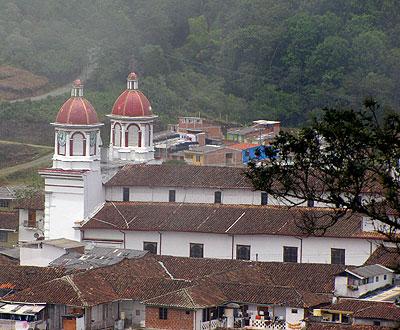 Municipio de Aguadas, Caldas, Colombia.