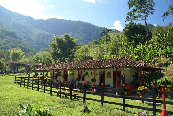 Zona rural departamento de Antioquia