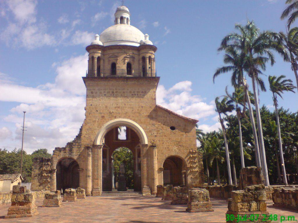Templo histórico Villa del Rosario