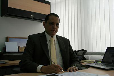 Foto: Sergio Suárez Nieves, gerente de vivienda del Banco Agrario de Colombia.