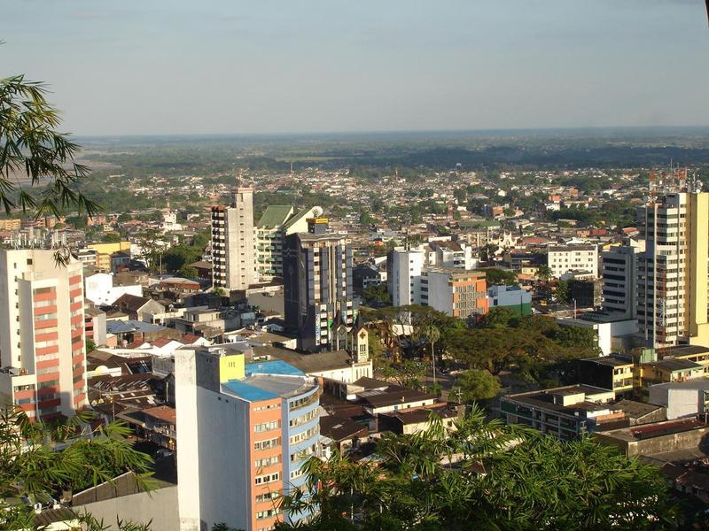 Villavicencio, departamento del meta. Foto: taoporelmundo.org