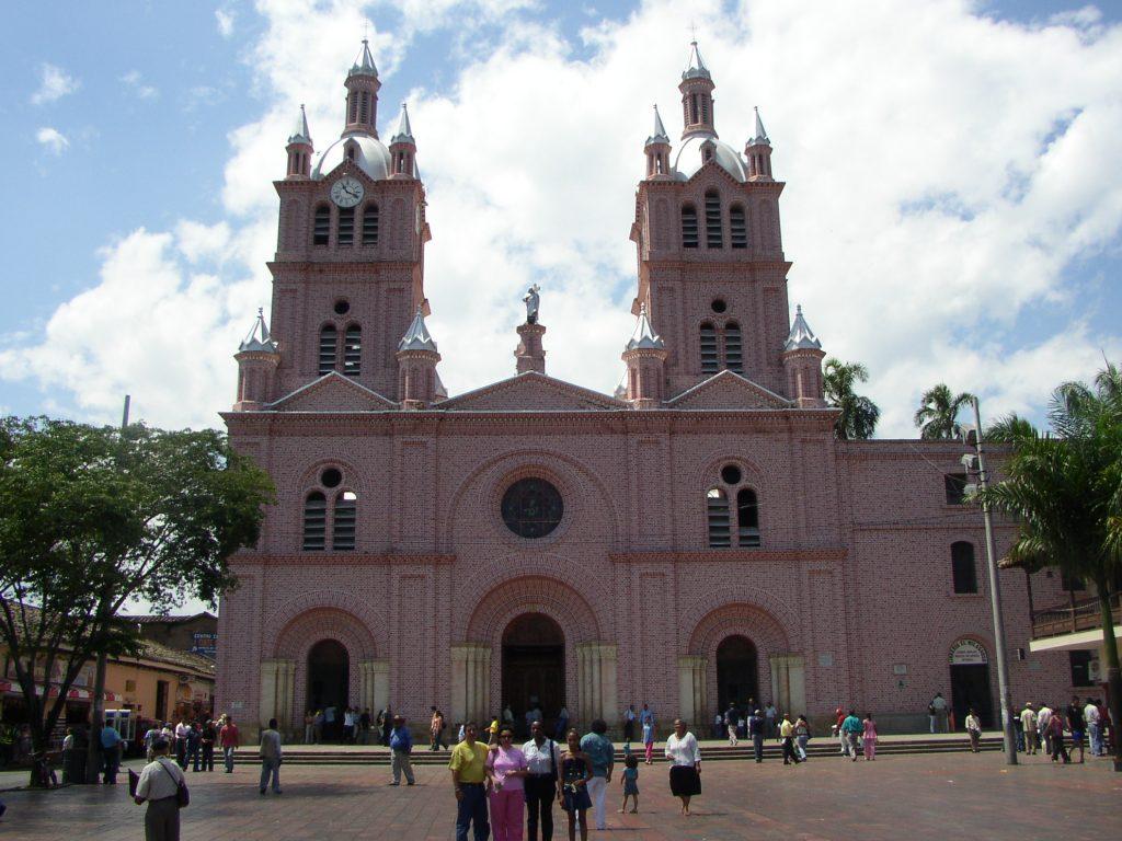 Catedral de Buga, Valle del Cauca.