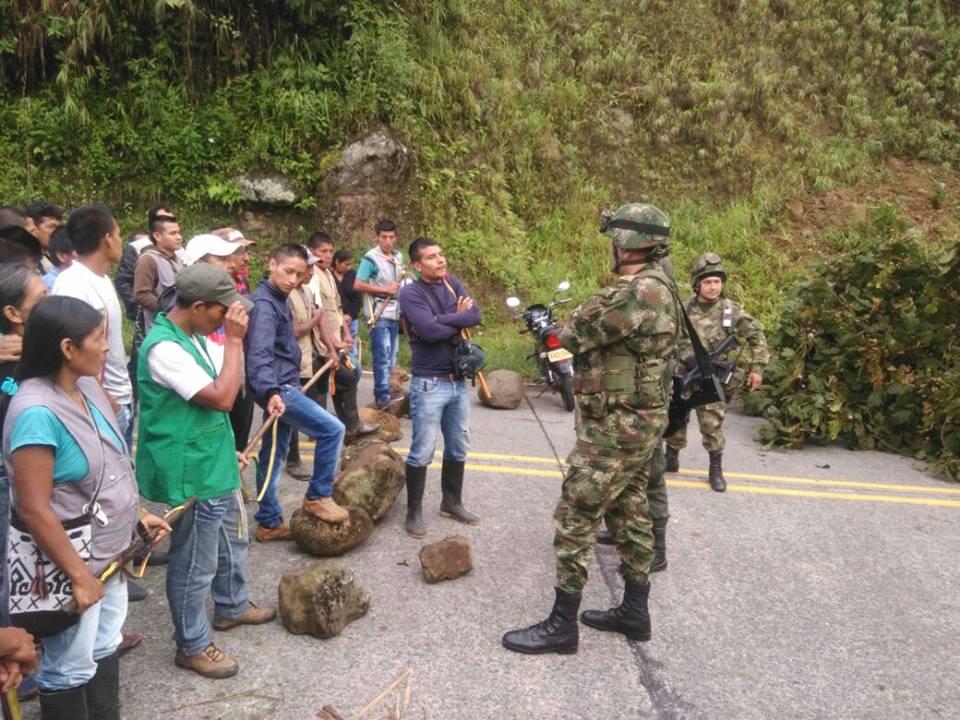 Foto: Congreso de los pueblos.