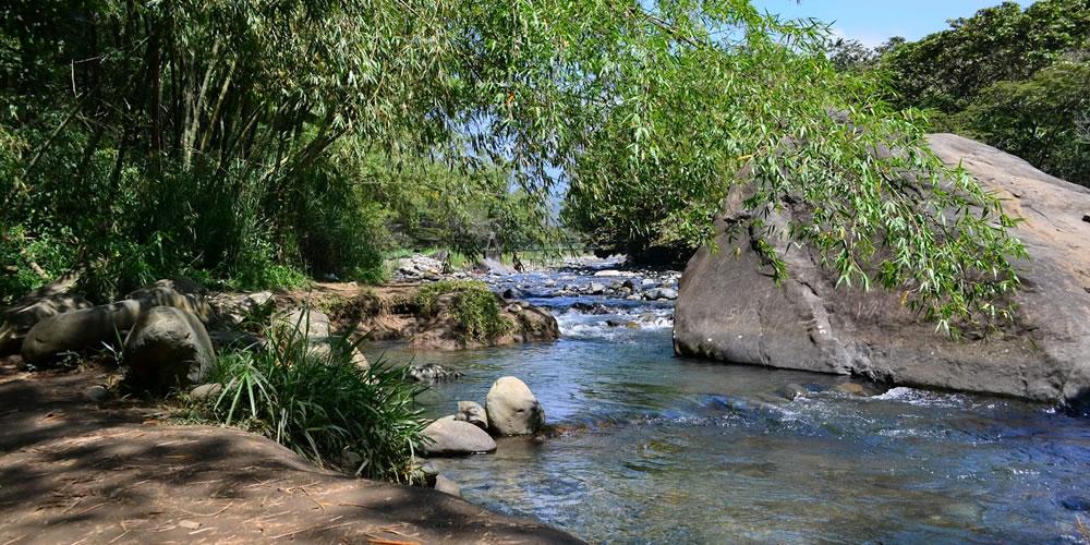 Rio Pance, Valle del Cauca.