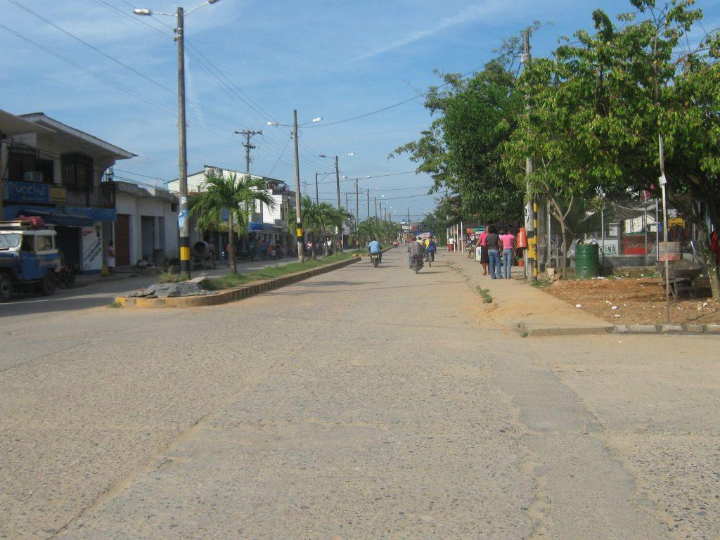 Foto: El Bagre, departamento de Antioquia