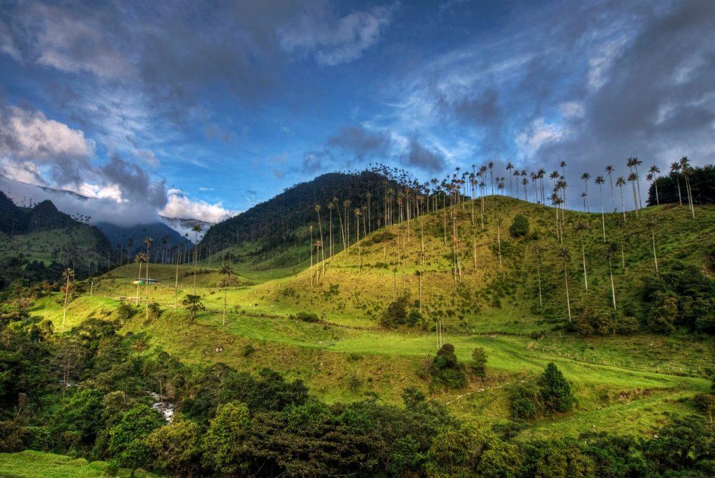 Colombia y la magia de sus paisajes • Periódico El Campesino – La ...